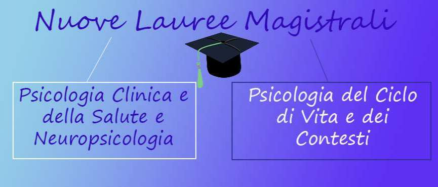 Nuove Lauree Magistrali